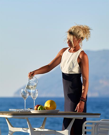 Youphoria Beach Front Villas Kissamos Chania Crete